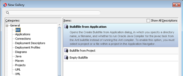 Automating Oracle ADF project builds outside of Oracle JDeveloper